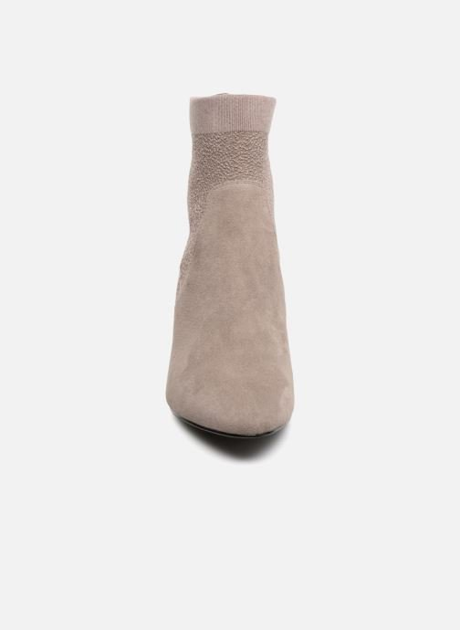 Stiefeletten & Boots What For RIQUI grau schuhe getragen