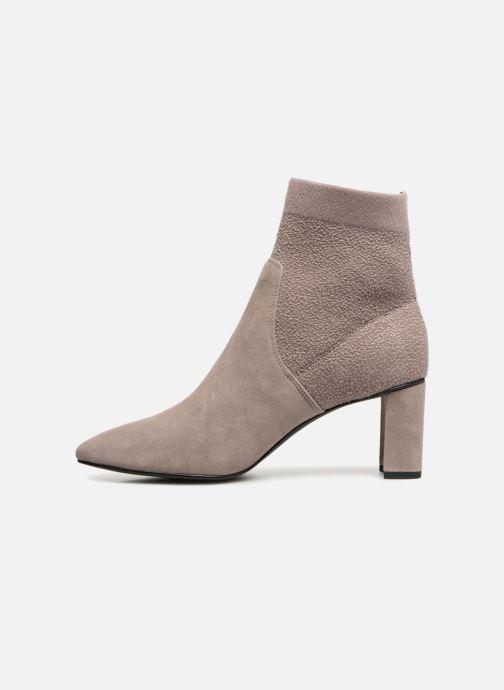 Stiefeletten & Boots What For RIQUI grau ansicht von vorne