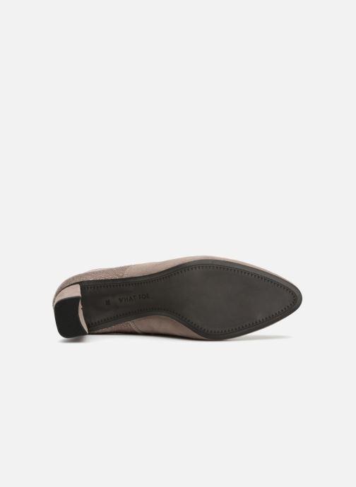 Stiefeletten & Boots What For RIQUI grau ansicht von oben