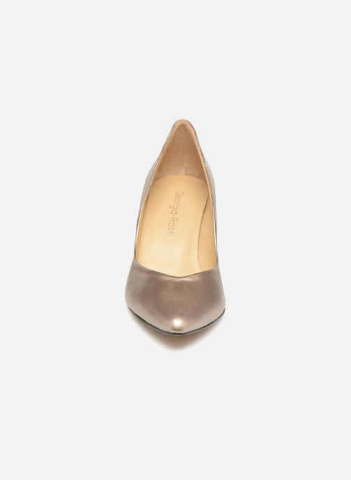 Escarpins Georgia Rose Eblouie Or et bronze vue portées chaussures