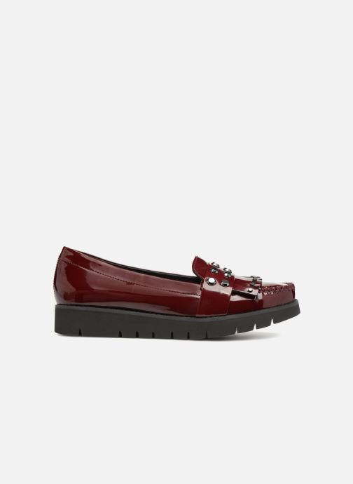 Mocassins Geox D BLENDA B D840BB Bordeaux achterkant