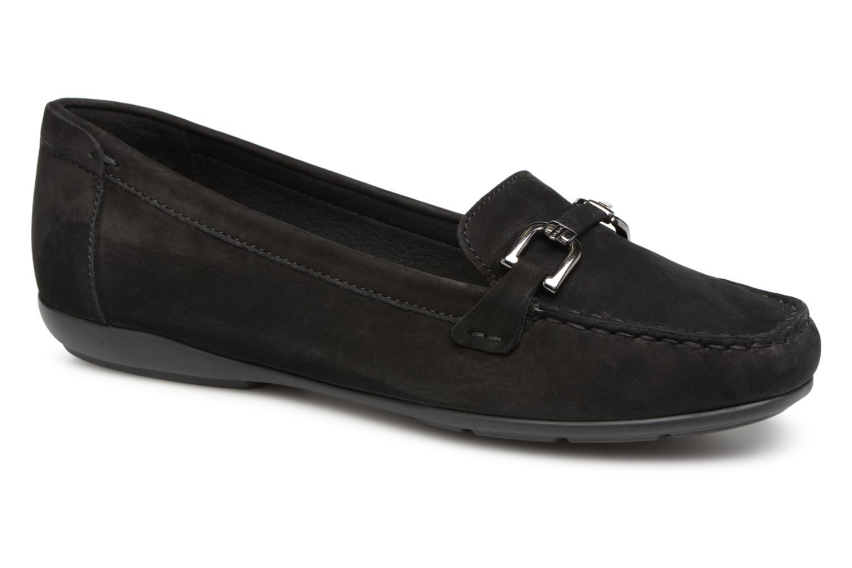 Los zapatos más populares para hombres y mujeres MOC  Geox D ANNYTHA MOC mujeres A D84BMA (Negro) - Mocasines en Más cómodo eee702
