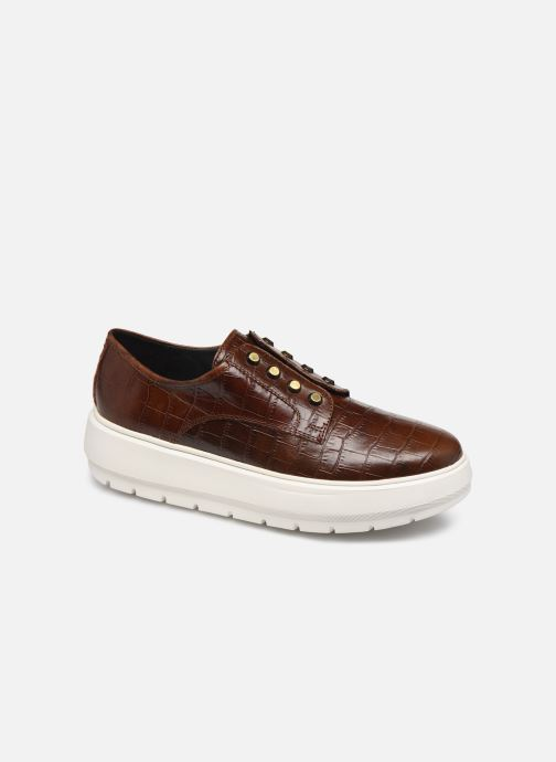 Sneakers Geox D KAULA C D84ANC Nero vedi dettaglio/paio