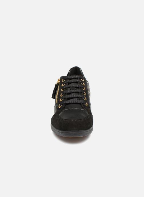 Sneakers Geox D MYRIA B D8468 B Zwart model