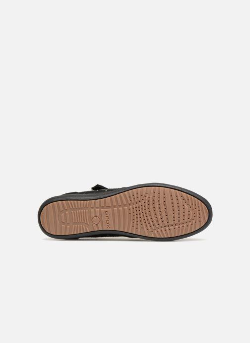 Sneakers Geox D MYRIA B D8468 B Zwart boven