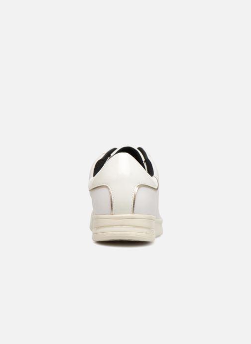 Baskets Geox D JAYSEN A D841BA Blanc vue droite