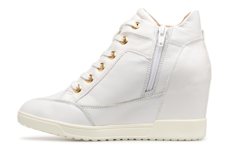 Geox D White Carum D84asc C r8ZrwX