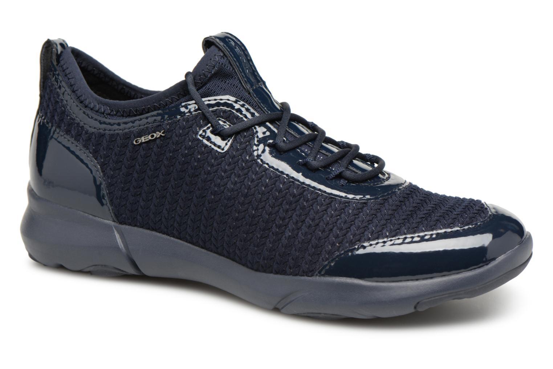 Nuevo - zapatos Geox D NEBULA X B D82BHB (Azul) - Nuevo Deportivas en Más cómodo 5074d4