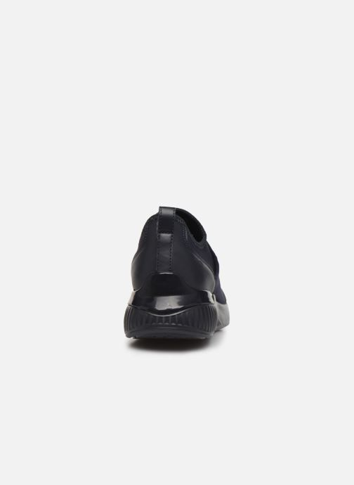 Sneakers Geox D THERAGON A D8448SA Azzurro immagine destra