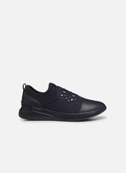 Sneakers Geox D THERAGON A D8448SA Azzurro immagine posteriore