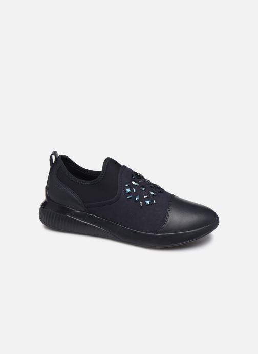 Sneakers Geox D THERAGON A D8448SA Azzurro vedi dettaglio/paio
