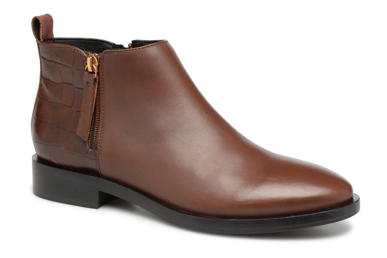 Zapatos casuales salvajes  Geox D DONNA BROGUE F D842UF en (Marrón) - Botines  en D842UF Más cómodo ca9dc2