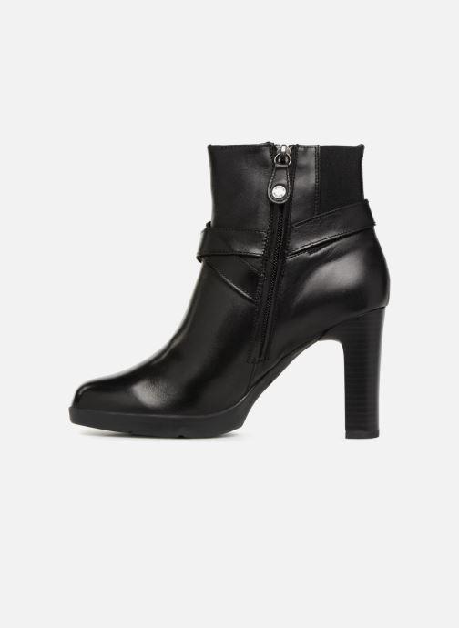 Geox D ANNYA HIGH E D84AEE (Noir) Bottines et boots chez
