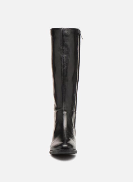 Bottes Geox D  FELICITY D D84G1D Noir vue portées chaussures