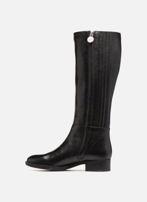 Boots & wellies Geox D  FELICITY D D84G1D Black front view