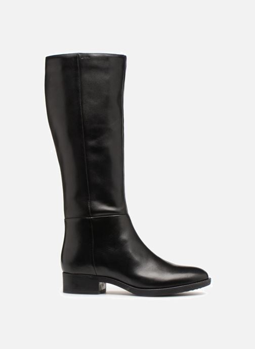 Boots & wellies Geox D  FELICITY D D84G1D Black back view