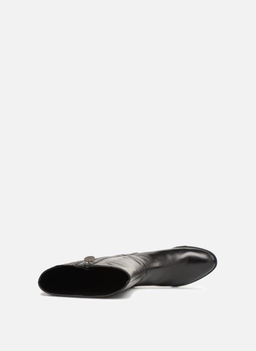 Stiefel Geox D  FELICITY D D84G1D schwarz ansicht von links