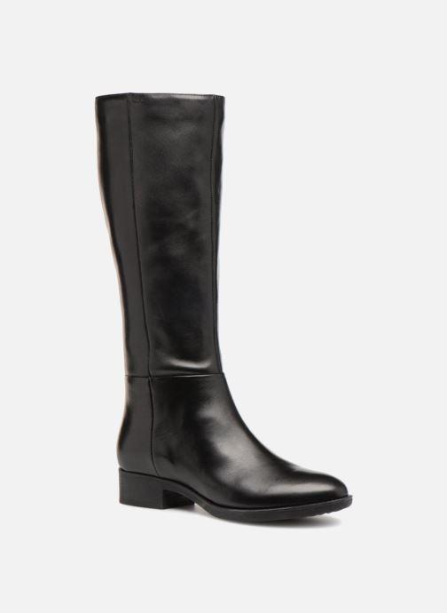 Boots & wellies Geox D  FELICITY D D84G1D Black detailed view/ Pair view