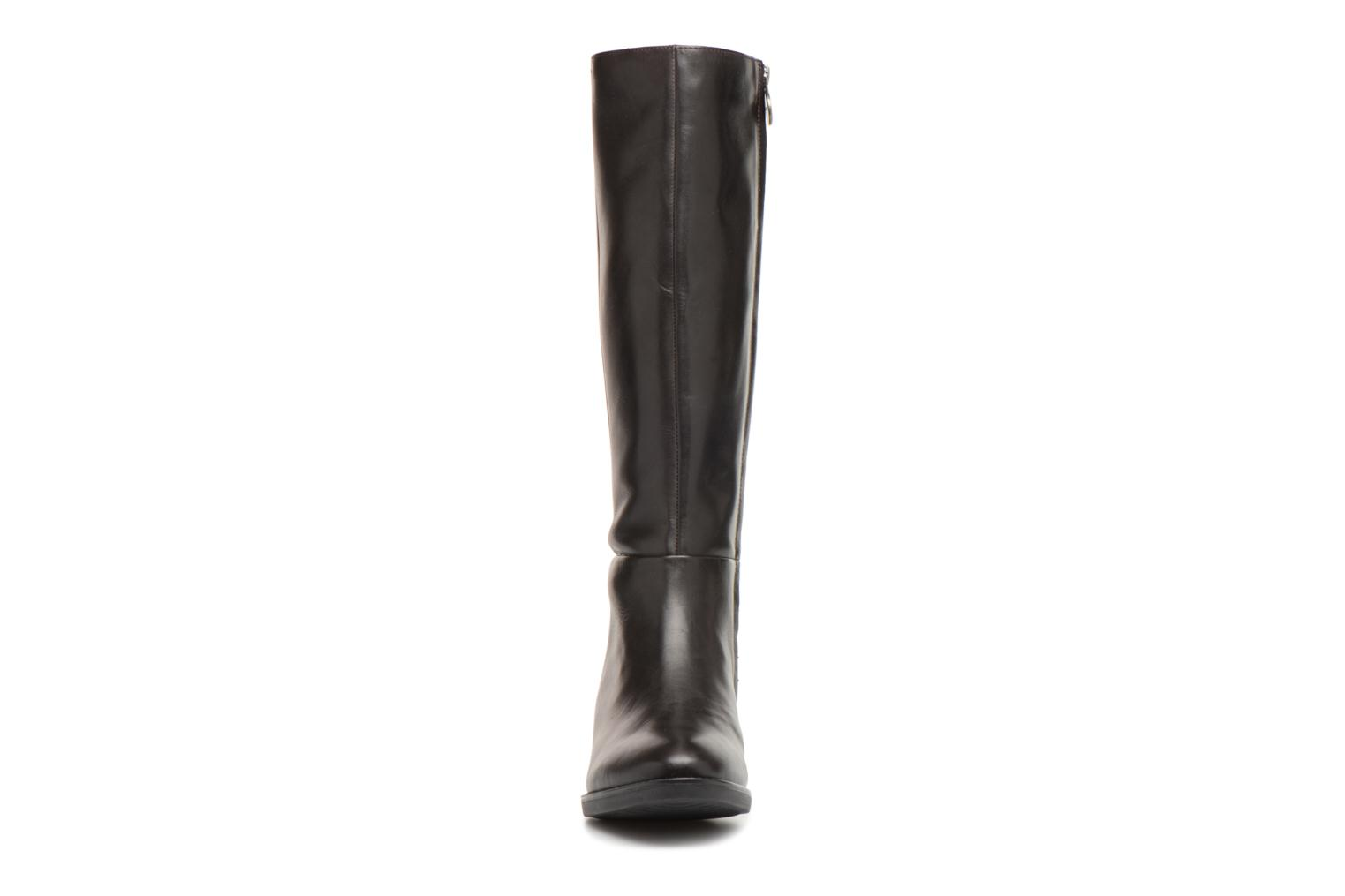 Boots & wellies Geox D  FELICITY D D84G1D Brown model view