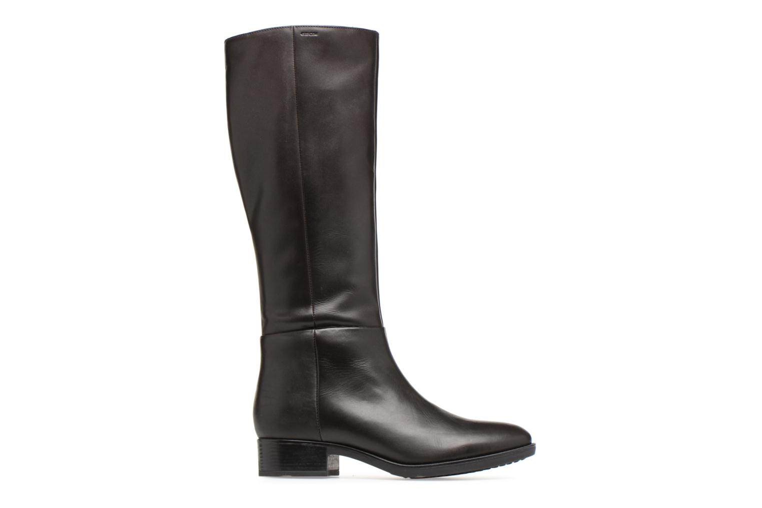 Boots & wellies Geox D  FELICITY D D84G1D Brown back view
