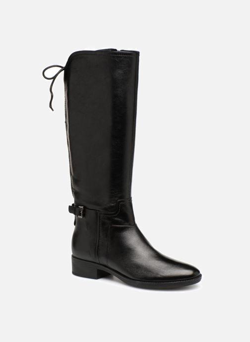 Geox D FELICITY B D84G1B (Black) - Boots   wellies chez Sarenza (334421) 58ba712eee4