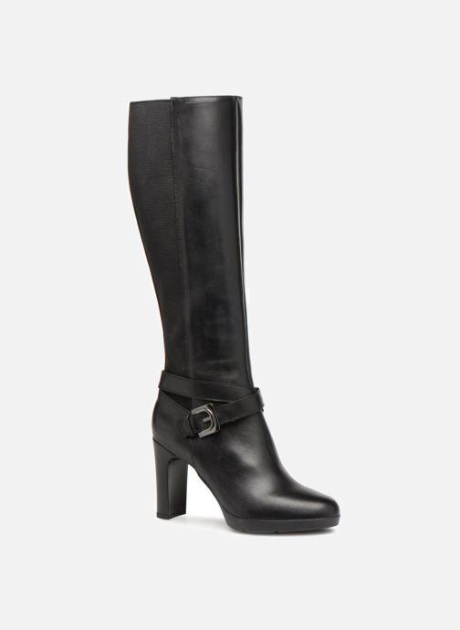 Geox D ANNYA HIGH F D84AEF (schwarz) Stiefel bei Sarenza