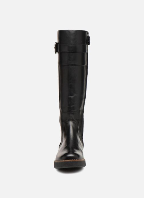 Boots & wellies Geox D ADRYA A D849TA Black model view