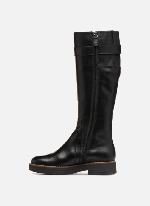 Boots & wellies Geox D ADRYA A D849TA Black front view
