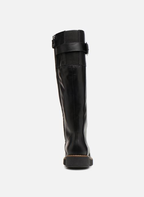 Boots & wellies Geox D ADRYA A D849TA Black view from the right