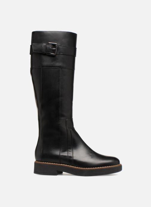 Boots & wellies Geox D ADRYA A D849TA Black back view