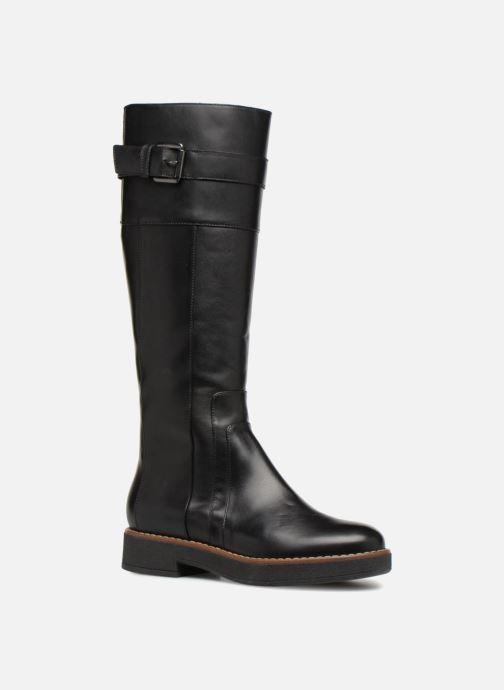 Boots & wellies Geox D ADRYA A D849TA Black detailed view/ Pair view