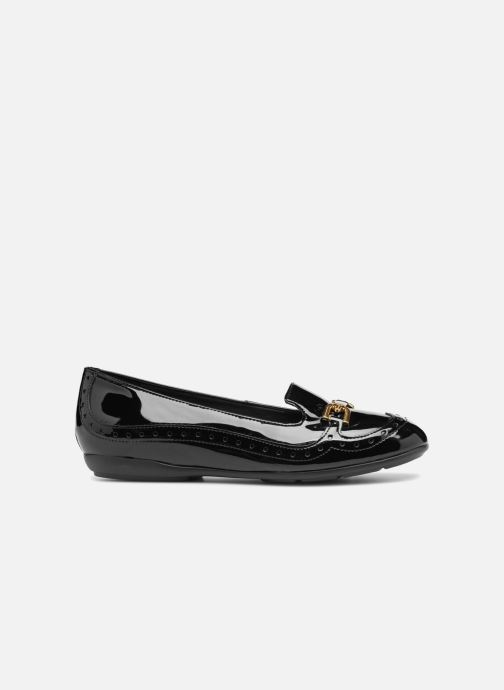 Loafers Geox D ANNYTAH A D847NA Black back view