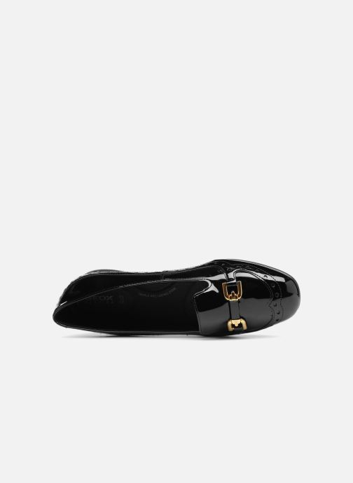 Loafers Geox D ANNYTAH A D847NA Black view from the left