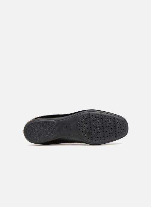 Loafers Geox D ANNYTAH A D847NA Black view from above
