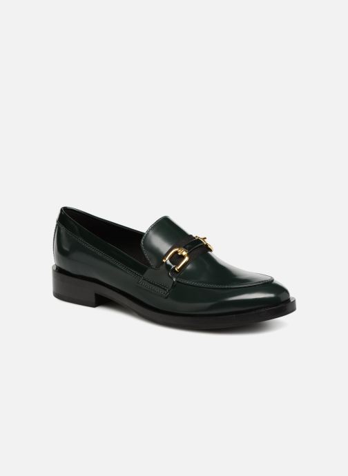 Loafers Geox D DONNA BROOGUE A D842UA Green detailed view/ Pair view