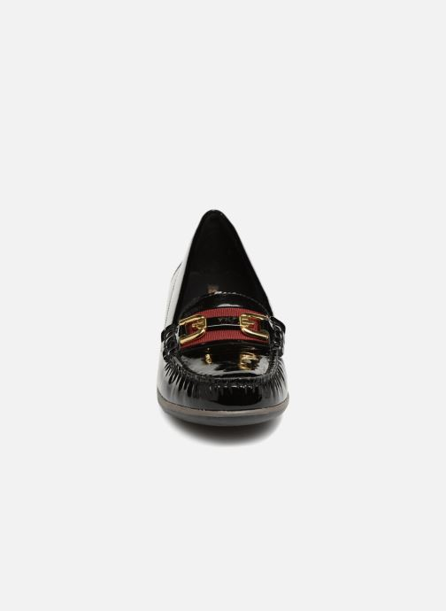 Loafers Geox D ARETHERA A D841SA Black model view