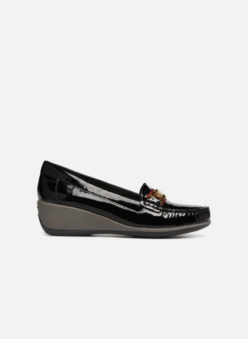 Loafers Geox D ARETHERA A D841SA Black back view