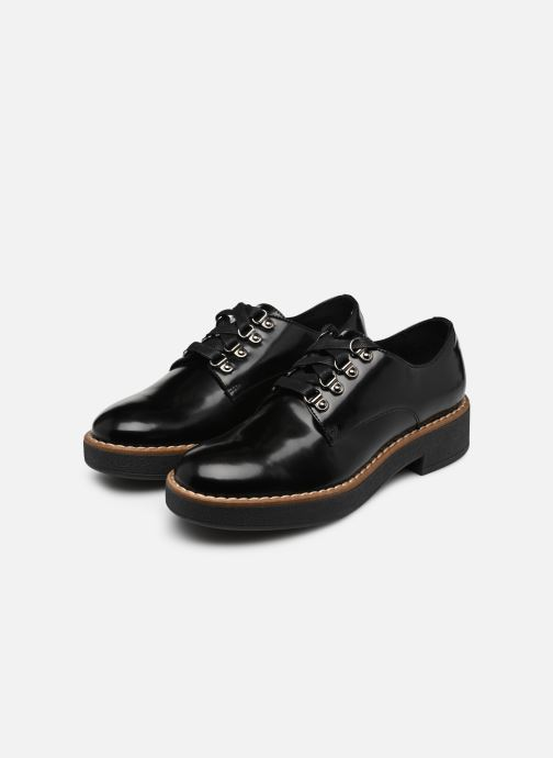 Zapatos con cordones Geox D ADRYA C D849TC Negro vista de abajo