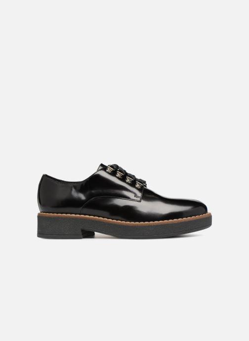 Zapatos con cordones Geox D ADRYA C D849TC Negro vistra trasera