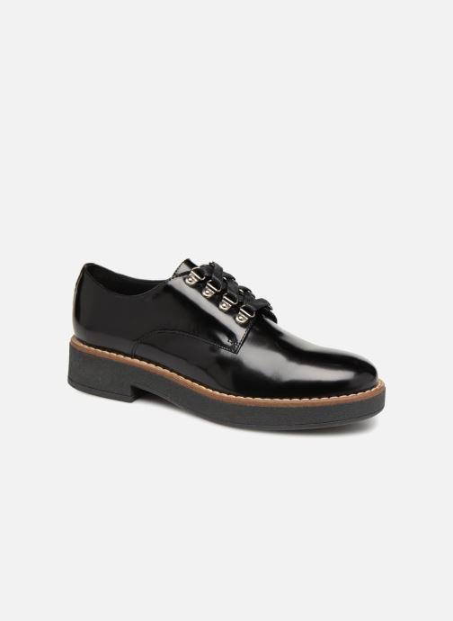 Zapatos con cordones Geox D ADRYA C D849TC Negro vista de detalle / par
