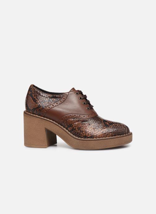 Chaussures à lacets Geox D ADRYA MID A D849UA Marron vue derrière