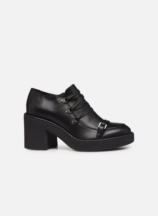 Zapatos con cordones Geox D ADRYA MID D D849UD Negro vistra trasera