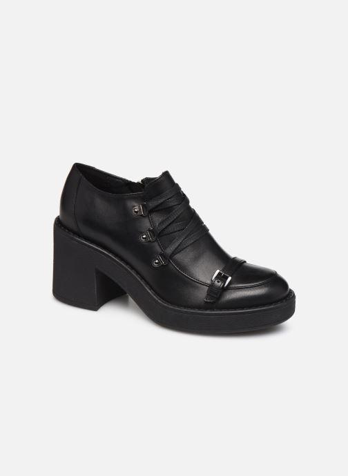 Zapatos con cordones Geox D ADRYA MID D D849UD Negro vista de detalle / par