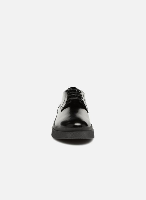 Geox D MYLUSE A D849WA (schwarz) - Schnürschuhe Schnürschuhe Schnürschuhe bei Más cómodo 1d0b80