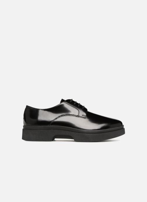 Chaussures à lacets Geox D MYLUSE A D849WA Noir vue derrière