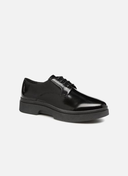 Chaussures à lacets Geox D MYLUSE A D849WA Noir vue détail/paire