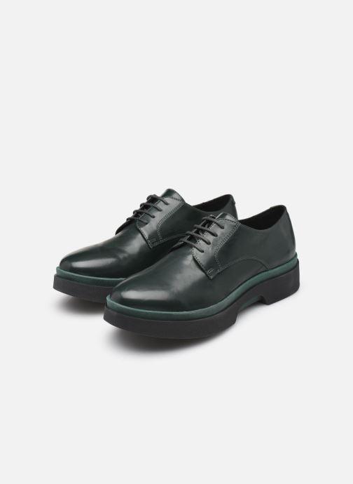 Chaussures à lacets Geox D MYLUSE A D849WA Vert vue bas / vue portée sac