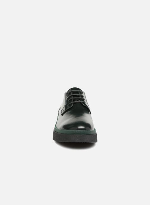 Snøresko Geox D MYLUSE A D849WA Grøn se skoene på