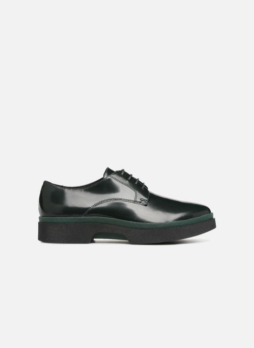 Chaussures à lacets Geox D MYLUSE A D849WA Vert vue derrière