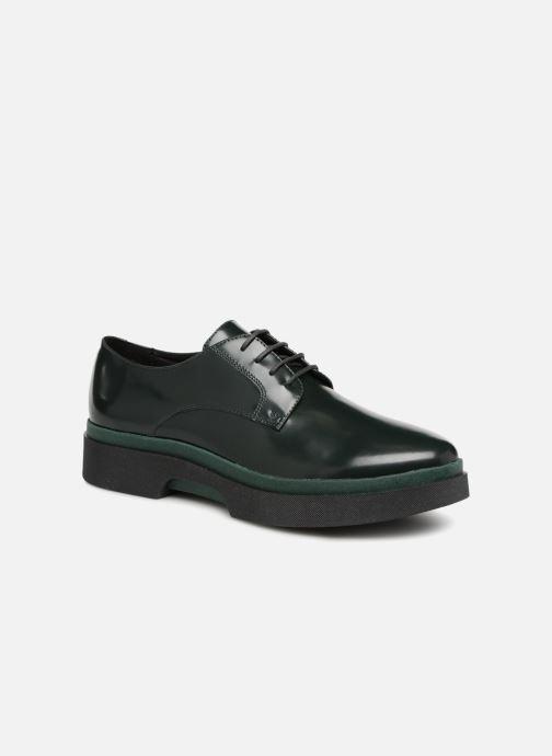 Snøresko Geox D MYLUSE A D849WA Grøn detaljeret billede af skoene